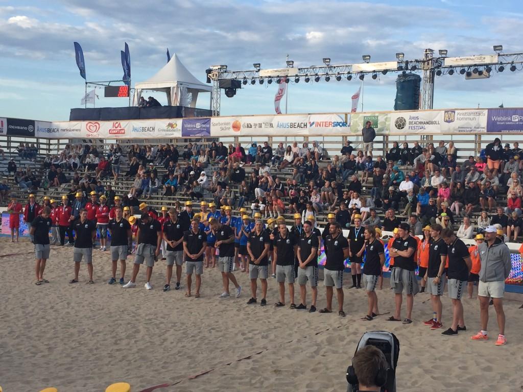 IFK beach 2017